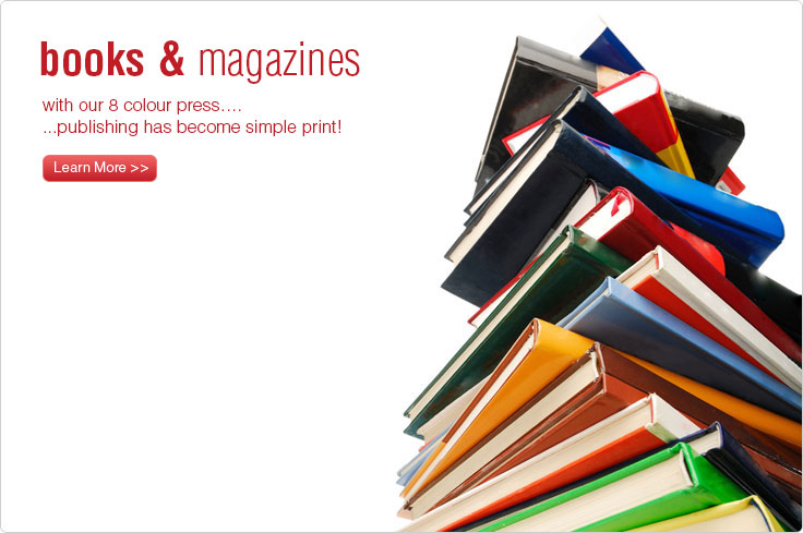 Books and magazines Press printing in Nairobi kenya - Ramco
