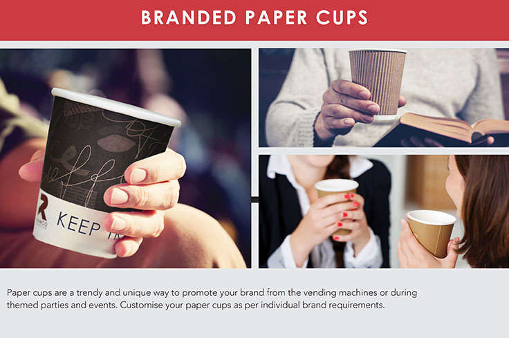 new paper cups
